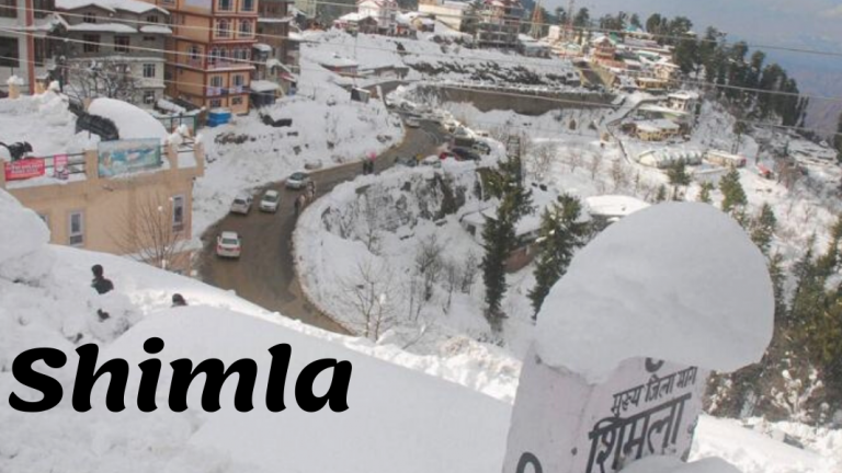 best of shimla