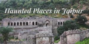 Haunted Places in Jaipur