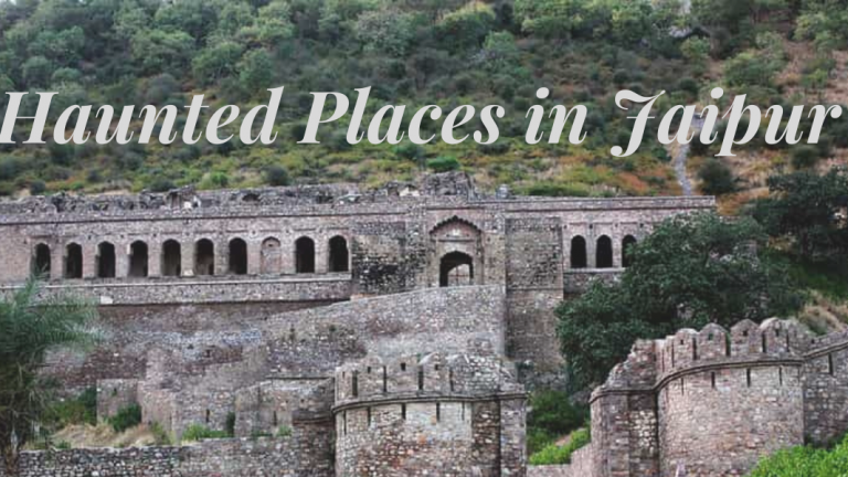 Haunted Places in Jaipur