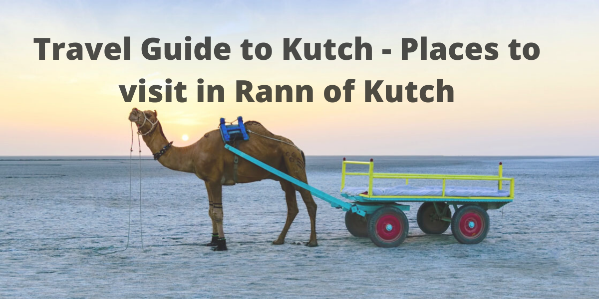 Travel Guide to Kutch - Places to visit in Rann of Kutch
