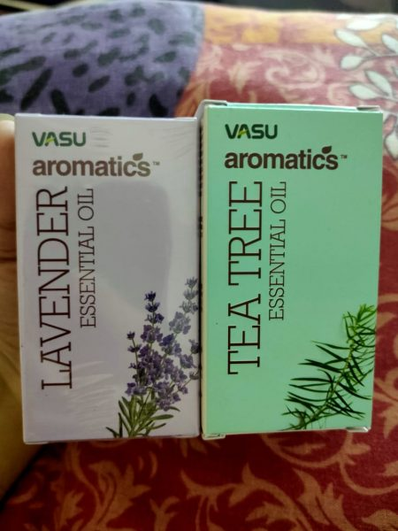 Lavender & Tea Tree
